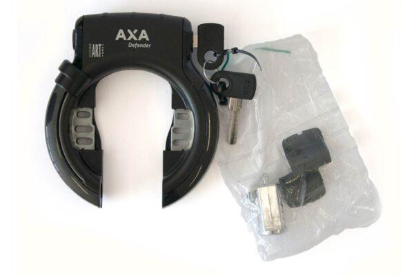 Axa Defender met accuslot