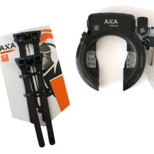 Axa Defender ebike slot met montageset