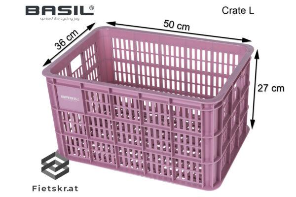 Basil Crate L 50 x 36 x 27 cm
