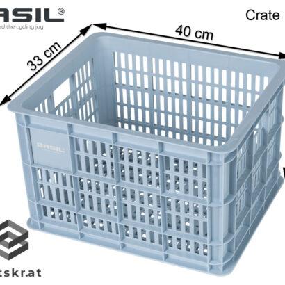 Basil Crate M 40 x 33 x 25 cm