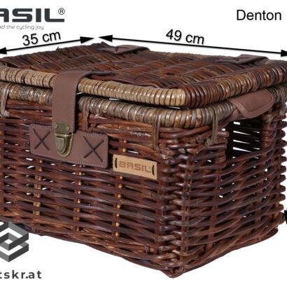 Basil Denton M afmetingen 36 x 23 x 20 cm