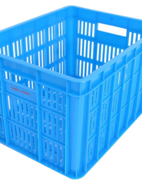 Edge Crate blauw fietskrat