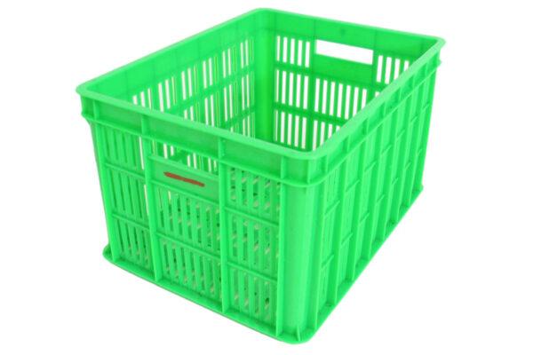 Edge Crate groen fietskrat