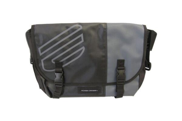 Edge Design Messenger bag zwart/grijs