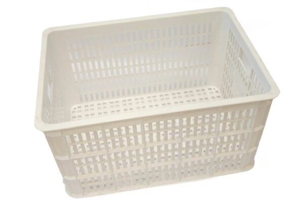 Basil Crate L wit