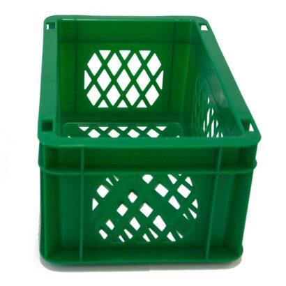 Groene krat mini
