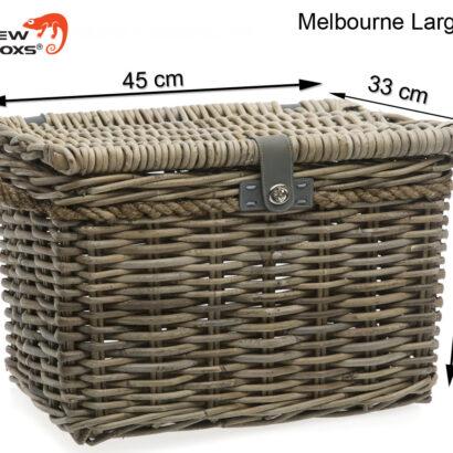 New Looxs Melbourne large grijs afmetingen