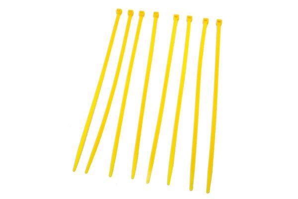 Gele tiewraps