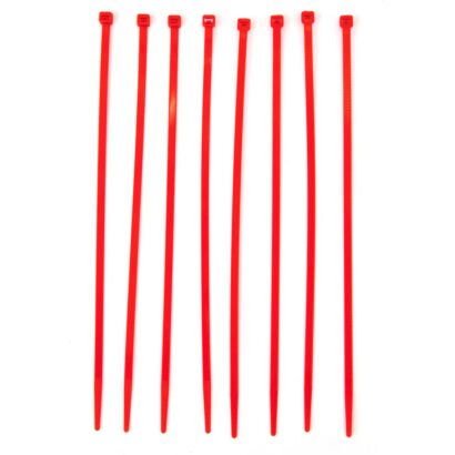 8 rode tiewraps